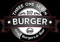 317 Burger Logo