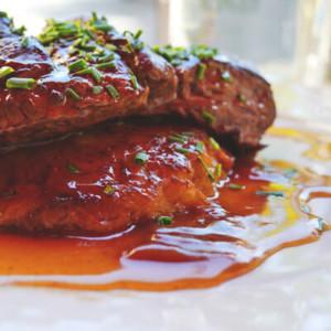 Bison Meat Bloomington - Bison Strip Steak